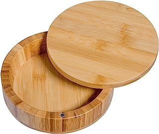 BonBon Bamboo 豪华玻璃*吧Rimmer Margarita 盐,糖,Rimmer - 天然木竹