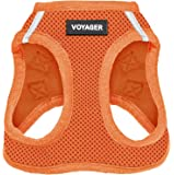 Voyager Stp-in Air 狗胸背带 - 全天候网布,步入式背心式胸背带适用于中小型犬 Best Pet Su…