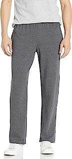 Hanes 男式运动长裤 杂碳灰 X-Large