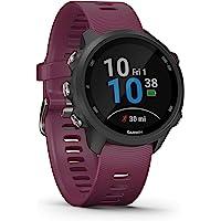 Garmin 佳明 Forerunner 245-GPS跑步手表,具有个性化的训练计划,特殊的跑步功能和详细的训练分析…