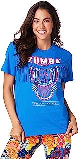 Zumba Fitness 女式 WT 背心 Crazy Happy Halter 上衣