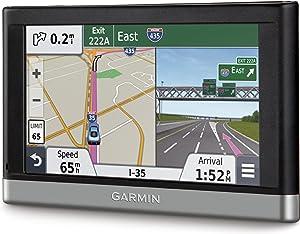 Garmin 佳明 nüvi 24 LMT 4.3 英寸便携式车辆 GPS 终身地图和交通工具010-01124-24 Lifetime Maps & Traffic