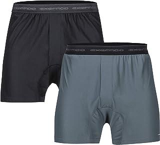 ExOfficio 男士男士平角内裤 2 件装