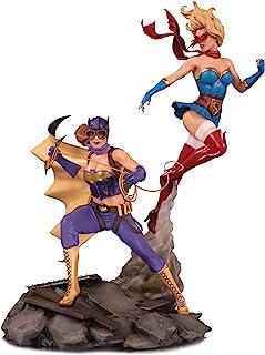 DC Collectibles DC 弹壳:蝙蝠女&女超人 庆祝雕像