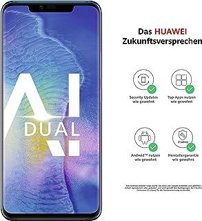 Huawei 华为 Mate20 Pro 双Nano-SIM智能手机 (6.39英寸,128GB内部存储器,6GB内存,Android 9.0,EMUI 9.0) 含USB Type-C适配器 暮光色/德国版[亚马逊专有版]
