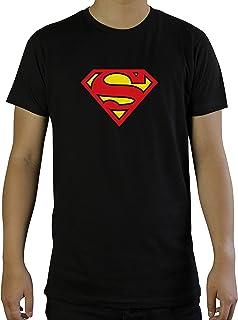 ABYstyle - DC Comics - 男式 MC 基本超人徽标 T 恤
