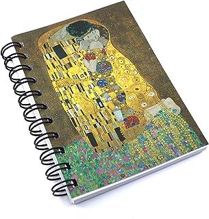 Custom Works Gustav Klimt 笔记本 The Kiss