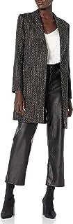 Theory 女式单排扣外套,粗花呢