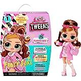 L.O.L. Surprise! Tweens 时尚娃娃 Fancy Gurl 15 种惊喜,包括粉色服装和配饰,适合…