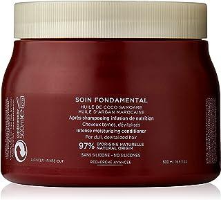 Kerastase Aura Botanica Soin Fondamental 紧致保湿护发素,适用于暗发,16.9 盎司