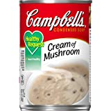 Campbell's Condensed Healthy Request Cream of Mushroom Soup…