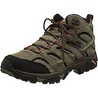 Merrell 男式 moab 2 lrt MID GTX 高帮徒步靴