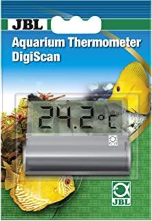 JBL 6122000 JBL 水族馆温度计 DigiScan 灰色
