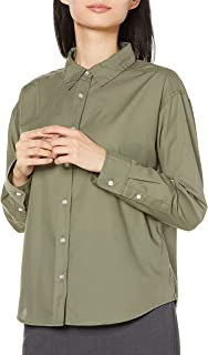 Cecile 衬衫 防紫外线 常规款 长袖 宽松剪裁 速干 女款