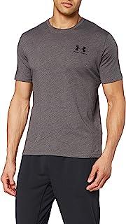 Under Armour 安德玛 男士带有图案的用于训练和健身的超柔软速干T恤