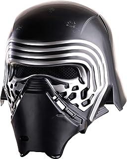 星球大战:原力觉醒成人 kylo REN 2件套头盔