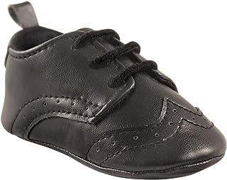 Luvable Friends 男孩翼尖礼服鞋牛津鞋