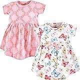 自然 touched 天然婴儿2件有机棉连衣裙