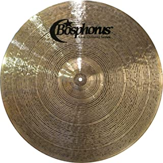 Bosphorus Cymbals N21R 21 英寸新奥尔良系列坐镲