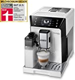 De'Longhi 德龙 PrimaDonna Class ECAM 556.55.W 全自动咖啡机,集成牛奶系统,一键…