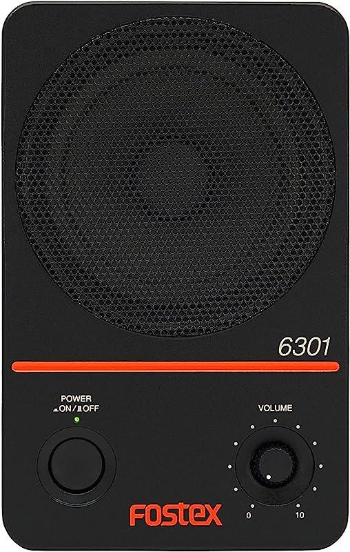 Fostex 6301NE 有源监听音响 电平衡版 单只 镇店之宝¥1531.68