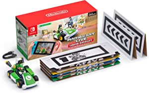 Mario Cart Live Home Set Lougy套装(Amazon.co.jp限定)收纳袋(高约 43 厘米 × 宽约 34 厘米) 同捆)