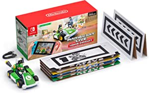 Mario Cart Live 家庭服务套件 路易吉套装