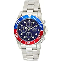 Invicta Men's 1771 Pro Diver Collection Stainless Steel Chro…