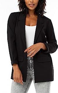 Liverpool Jeans Company 女士男友运动夹克,轻盈针织衫