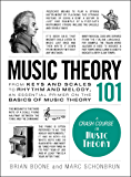 Music Theory 101: From keys and scales to rhythm and melody…