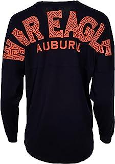 NCAA 奥本大学老虎队官方 WAR EAGLE! 女式精神服运动衫 T 恤