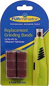 Furminator *研磨机替换带,6 根装 1 包