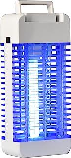 Ardes ar6s11 a 昆虫保护 电 A 放电 11 W 杀虫杀手昆虫 吊死组织 带收集 白色和蓝色