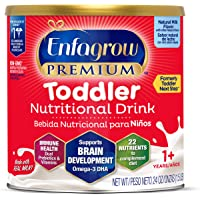 Mead Johnson 美赞臣 Enfagrow 3段婴幼儿奶粉 (适合1-3岁) 24盎司/约680.39克 (含D…