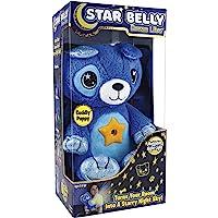 Ontel Star Belly Dream Lites,填充动物夜灯,蓝色小狗