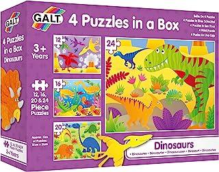 Galt Toys Inc Box 拼图 恐龙