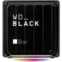 WD_BLACK D50 NVMe SSD 游戏扩展坞,2TB。Thunderbolt 3,DisplayPort 1…