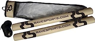 Rave 02500 横杆屋顶垫带适用于 SUP 运输