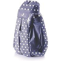 英国The BabaSling抱婴带-传统设计-蓝色圆点BBCLPB0710