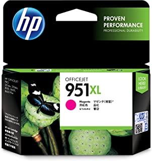 HP 惠普 CN047AA 951XL 大容量品红色墨盒(适用于HP 8600plus 8100)
