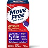 Glucosamine & Chondroitin + Melotonin Tablets, Move Free Ult…