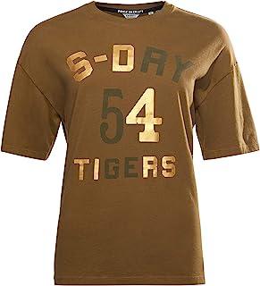 Superdry 极度干燥 女士 军事歧视 Boxy T 恤