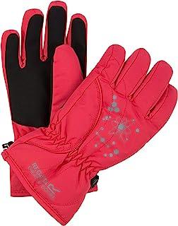 Regatta Arlie Ii' 男童防水保暖反光印花手套儿童手套