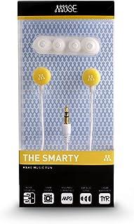 Muse MU-SMAY 智能入耳式隔音耳机 - 黄色