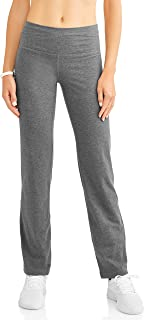 Athletic Works 女士直筒裤:常规款和小码可选