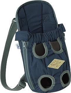 touchdog 'Wiggle-Sack' 时尚设计师正面和背面狗狗背带
