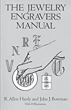 The Jewelry Engravers Manual (Dover Craft Books) (English Edition)