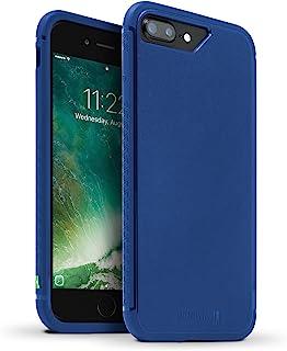 BodyGuardz - iPhone 6 Plus / 6s Plus / 7 Plus / 8 Plus 防震手机壳,带减震技术的 TPU 手机壳(*蓝)