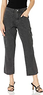 KENDALL + KYLIE Women's Cargo Pant - Amazon Exclusive