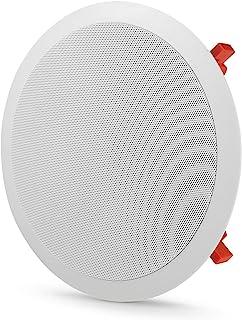 JBL C8IC 天花板嵌入式扬声器 2路/圆型/1根 白色 JBLC8ICWHT 【国内正规品/厂家2年质保】